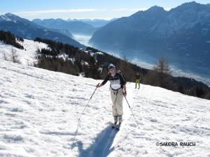 Einsteigerskitour zum Goisele ©srauch